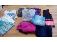 Girls Clothing Bundle Age 9