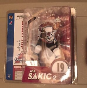 VARIOUS NHL MCFARLANE FIGURES