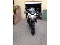 SUZUKI DL650 XT VSTORM AS NEW
