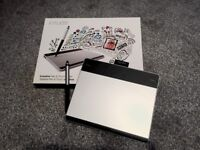 Wacom Intuos Creative Pen & Touch - Graphics Tablet