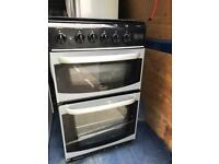 Cannon Gas Cooker black