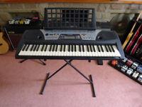 Yamaha PSR - 175 keyboard