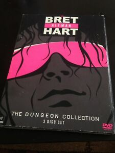 WWE - Bret Hart, Dungeon Collection