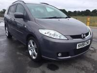 BARGAIN! Mazda 5 sport, 7 seater diesel, good MOT ready to go