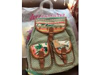Accessorize by Monsoon Backpack, BNWT