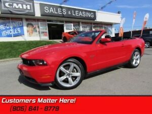 2010 Ford Mustang GT  GT, AUTO, LEATHER, SHAKER-AUDIO, HEATED SE