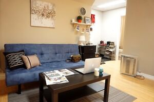 FURNISHED ONE BDRM AVAILABLE STARTING AUGUST