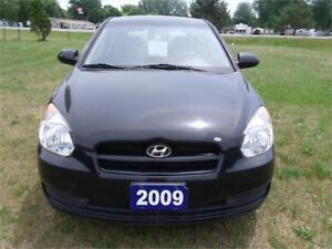 2009 Hyundai Accent Man L