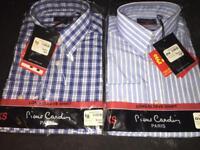 Pierre Cardin boys/men's shirts BNWT