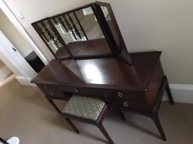 Stag minstrel beautiful dressing table