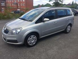2007 ZAFIRA 1.6 LOW*MILEAGE
