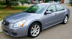 Nissan Maxima Very Clean!!!