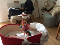 Tiny Love Baby Rocker with lights and sound / nearly new