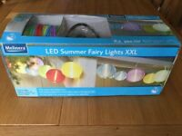 Led summer fairy lights outdoor or indoor electric New