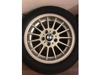 BMW E90 2011 wheels 205/55/16 excellent condition
