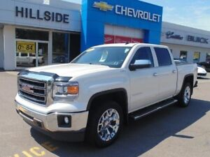 2014 GMC Sierra 1500 SLT *4X4|LEATHER|CREW|BACKUP CAMERA*