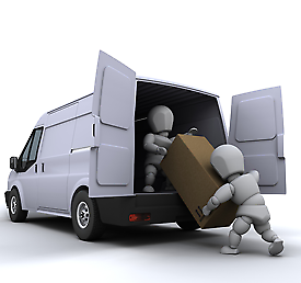 Man with van - Removals - Waste removal