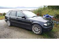 BMW E46 330D Spares or Repair/Breaking