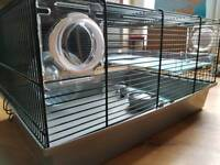 Hamster wire cage/home