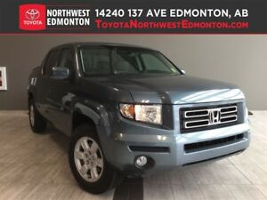 2007 Honda Ridgeline EXL | AWD | Heat Leather Seat | Dual Climat
