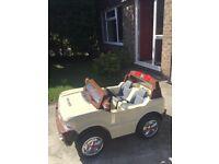 Child's car, excellent condition