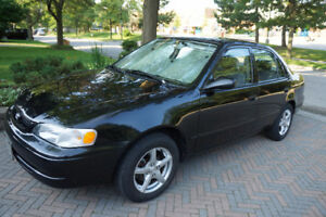 1999 Toyota Corolla 125100KM Very Clean IN/OUT Excellent Maint.