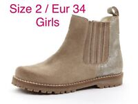 JOBLOT of girls ankle boots all NEW IN BOX