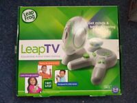 Leap TV Learning Console