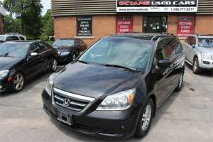 2005 Honda Odyssey EX-L 8 Seater Loaded!