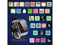 DZ09 smart watch sim card £25 each 2 for £45 and headphones available etc