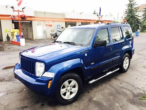 2010 JEEP LIBERTY - VERY WELL MAINTAINED - 4x4