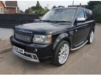 2008 Range Rover Sport 3.6TDV8 HST (better than HSE) P/X & Finance Welcome