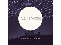 Star gazing and Planisphere workshop for kids.