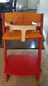 Stokee Tripp Trapp high chair