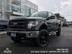 2014 Ford F-150 XLT The Boss is in Town!!