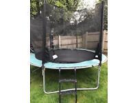 Plum 10ft trampoline