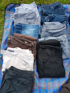 Lot of size 16 ladies pants