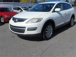 MAZDA CX-9 GS AWD 2008 (BLUETOOTH, 7 PASSAGERS, CRUISE CONTROL)