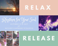 Rhythm For Your Soul Fall Weekend Retreat