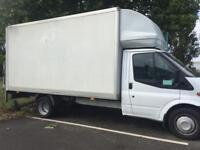 Man and a van Excellent customer service 24/7 T & A Removals