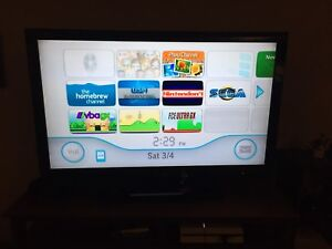 Modded Wii with 3500 games