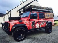 Expedition 300tdi county defender