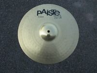 "Paiste 101 16"" Crash Cymbal"