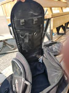 Gears sportster magnetic tank bag