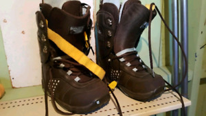 Snowboard Boots size 7 womens