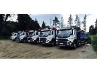Birmingham grab hire & haulage ltd muck away dudley walsall wolverhampton