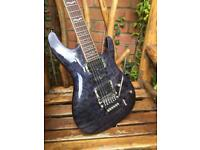 Ibanez S470DXQM Quilt made in Korea