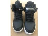 Addidas high tops size 9