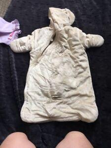 Baby button bag