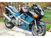 Kawasaki ZZR 600 Retro Rocket